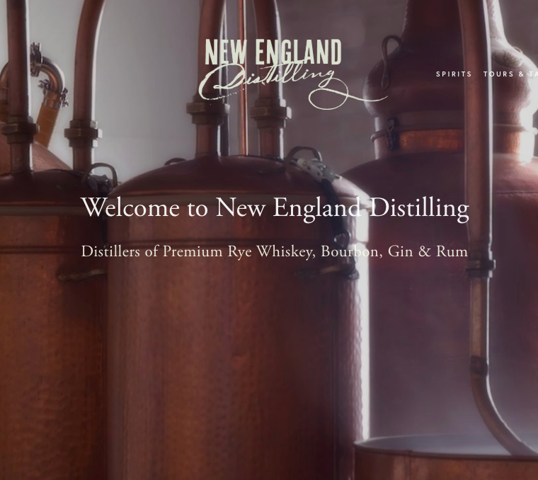 + New England Distilling