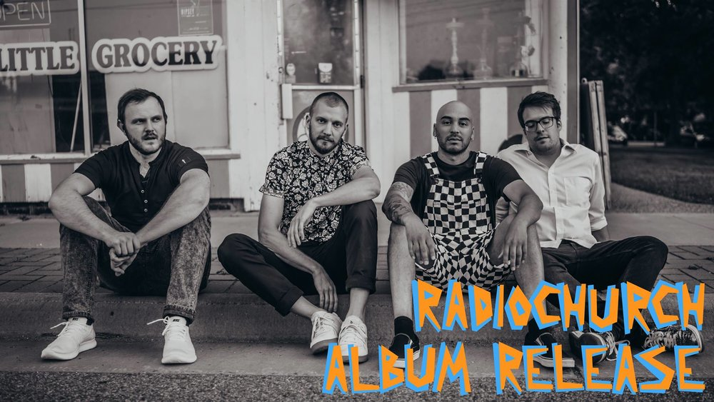 Radiochurch Album Release w/ Mariah Mercedes - Thursday, Oct. 18th 9pm at Icehouse$8 adv. // $10 doorTICKETS // FB LINK