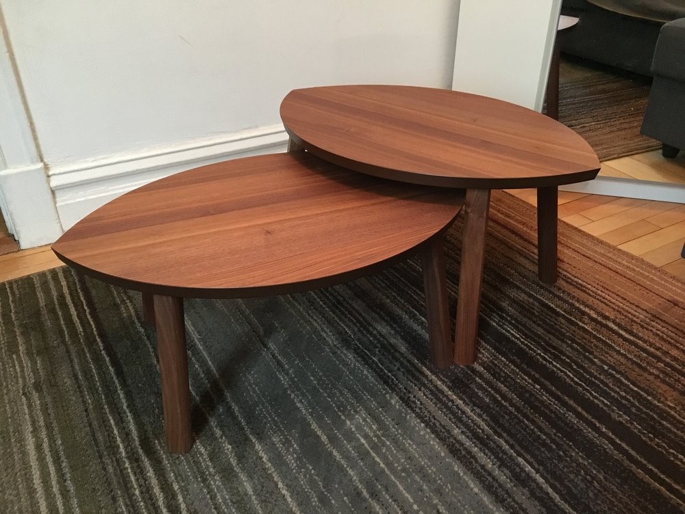 Coffee Tables $200