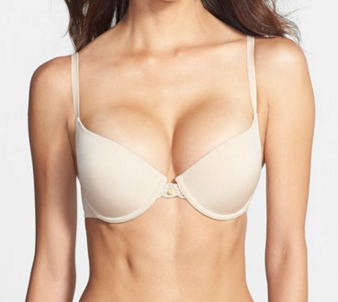 Natori pure luxe push up bra
