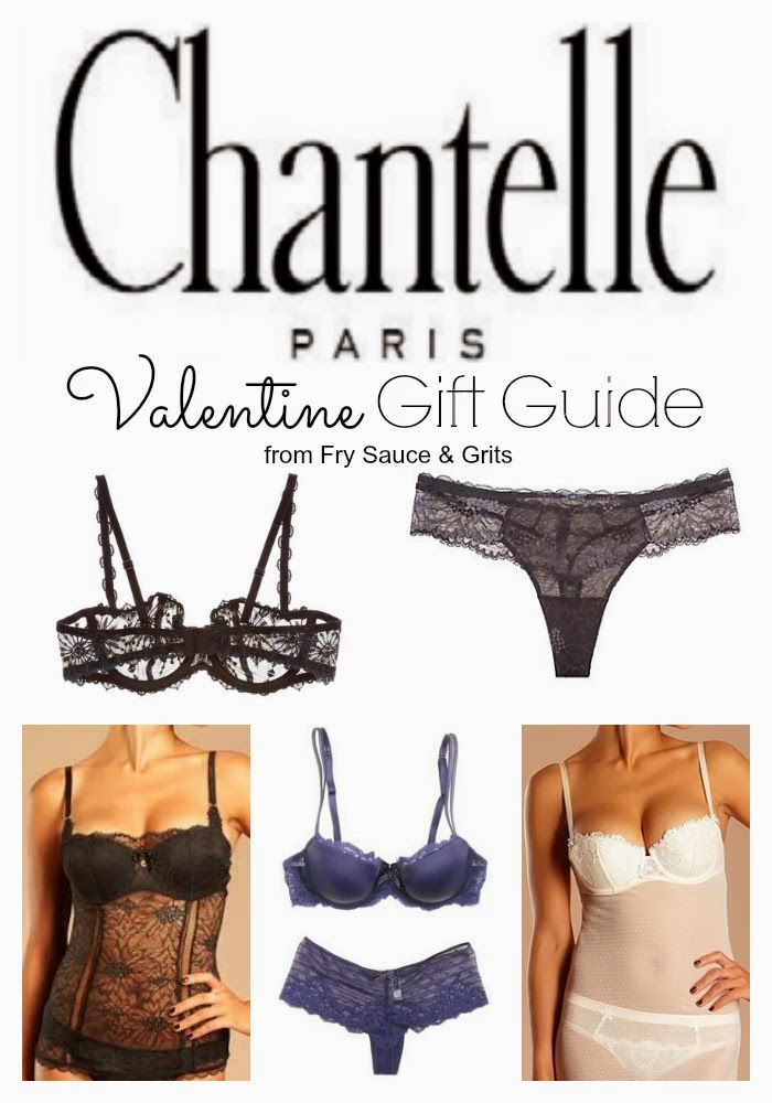Valentine Lingerie Gift Guide Fry Sauce and Grits