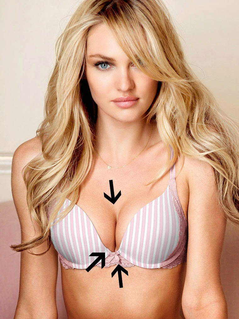Victoria's Secret Bras Don't Fit Models