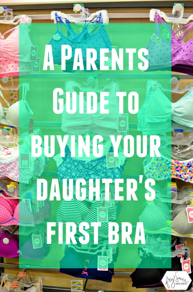 How to Buy Your Daughter's First Bra
