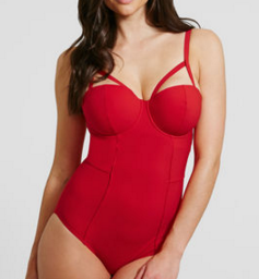 Icon Underwired Strapping Swimsuit