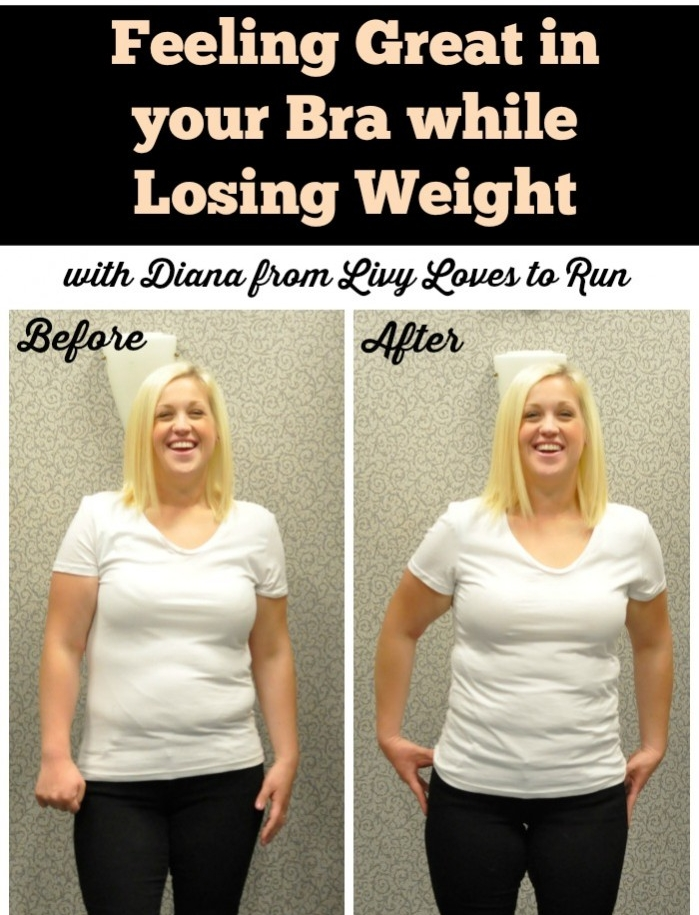 Bra Size and Weight Loss