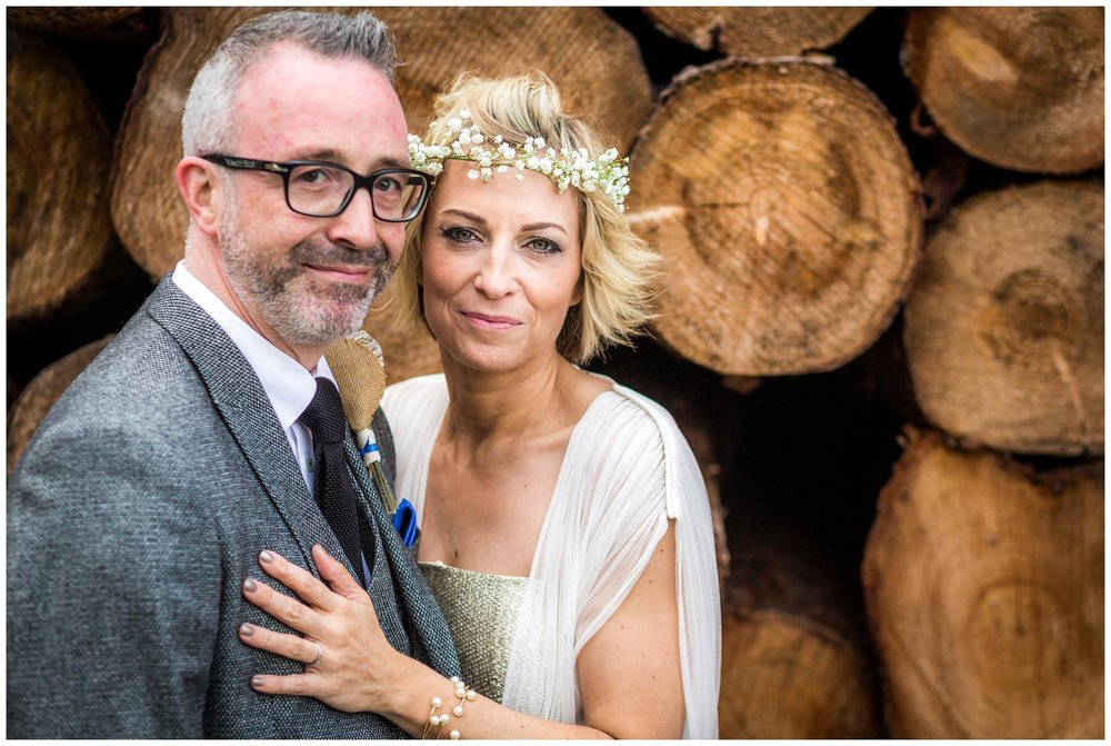 Sally & Andy - Hill Top Farm, Yorkshire Wedding.