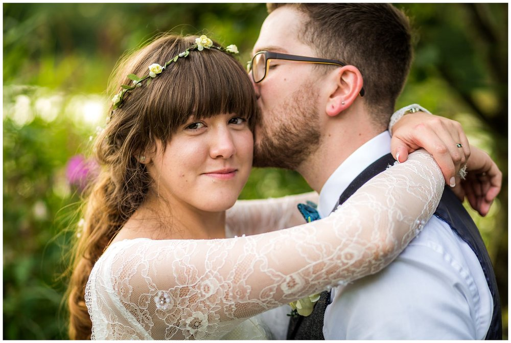 Emma & Dannie - Forest Hills, Lancashire Wedding