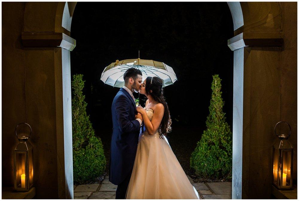 Lauren & James - Mitton Hall, Lancashire Wedding