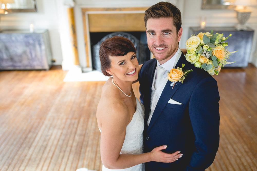 Cara & Brett - Eaves Hall, Lancashire Wedding