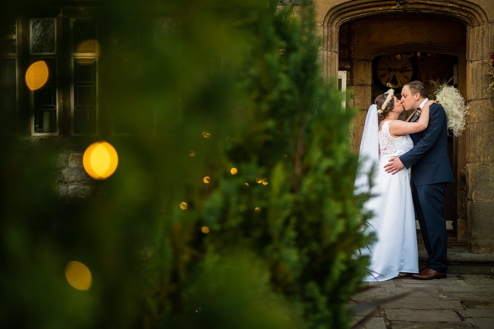 natural wedding photography at stirk house, lancashire