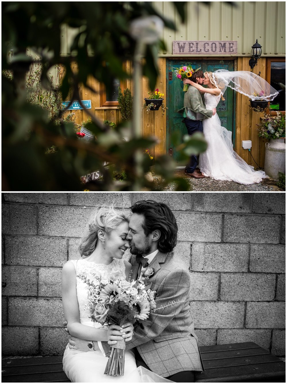 the wellbeing farm wedding photographer