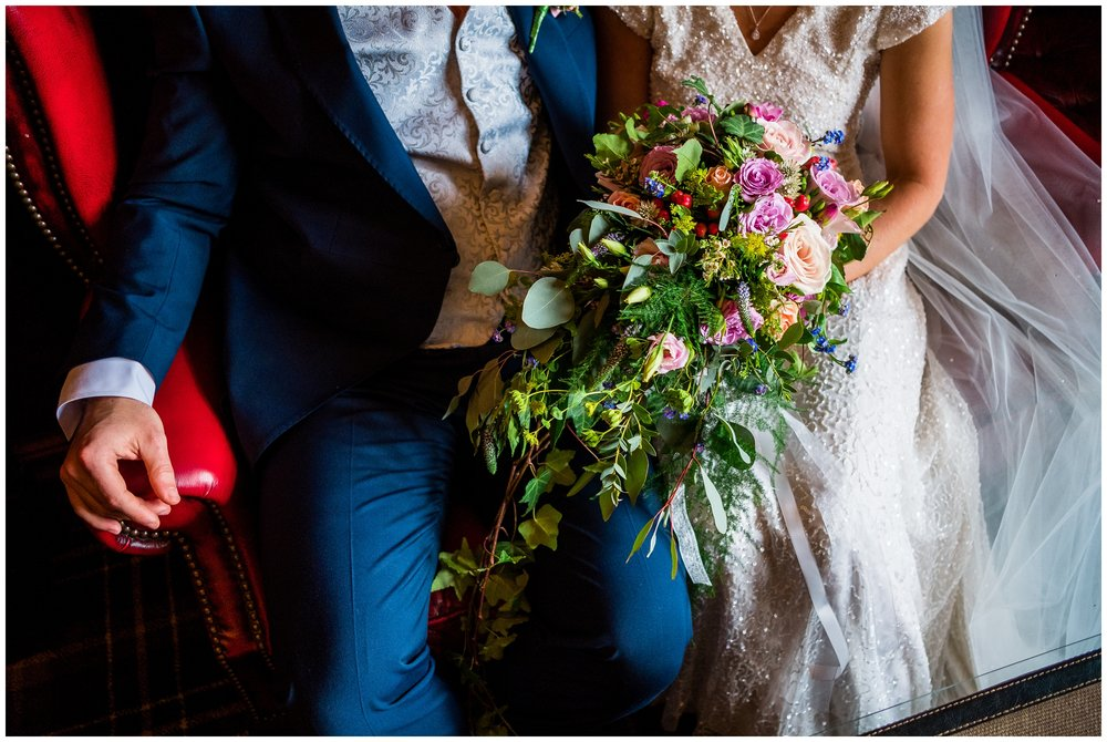 wedding portraits at ashfield house