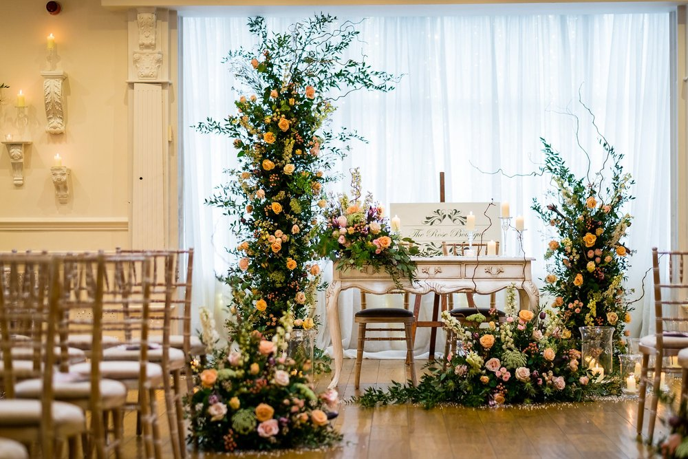 the rose boutique wedding