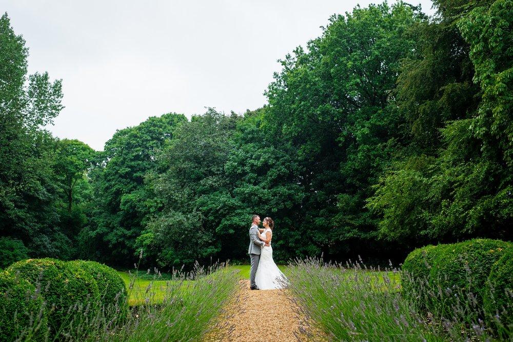 natural wedding portraits at ashfield house