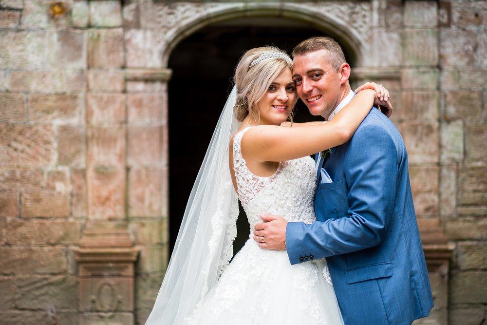 thornton manor wedding portraits