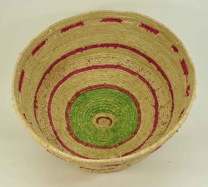 Basket 67 cm diameter (800 x 719) Catalog #471-12   SOLD