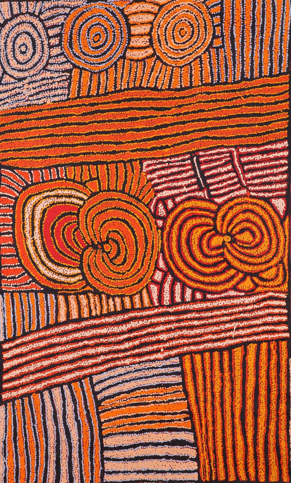 Walangkura Napanangka (Uta Uta's Widow)