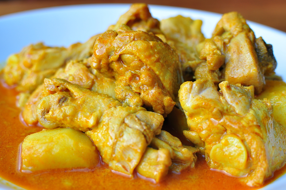 Kari Ayam: Malay Chicken Curry