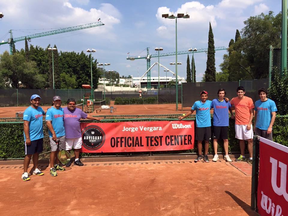 Academia de Tenis Jorge Vergara at Puerta de Hierro Club in Guaralajara, Mexico