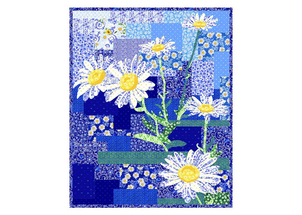 Daydream - Daisy Blue