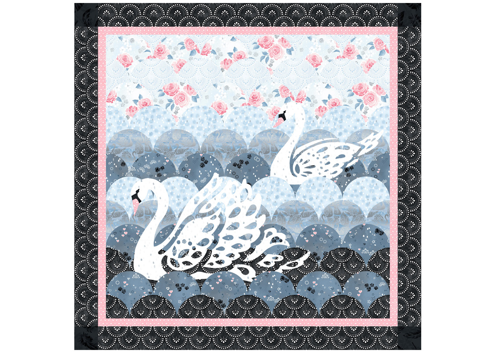 Swan Lace