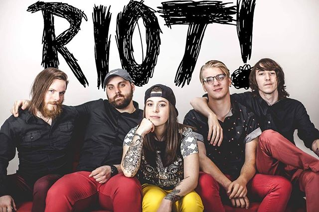 Excited to welcome @still_bevins_ to the family! Who's ready to kick it back to 2007? #hereweharbour #paramore #riot #2007 #love #music