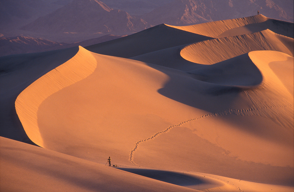 DUNES (HOW SMALL WE ARE)
