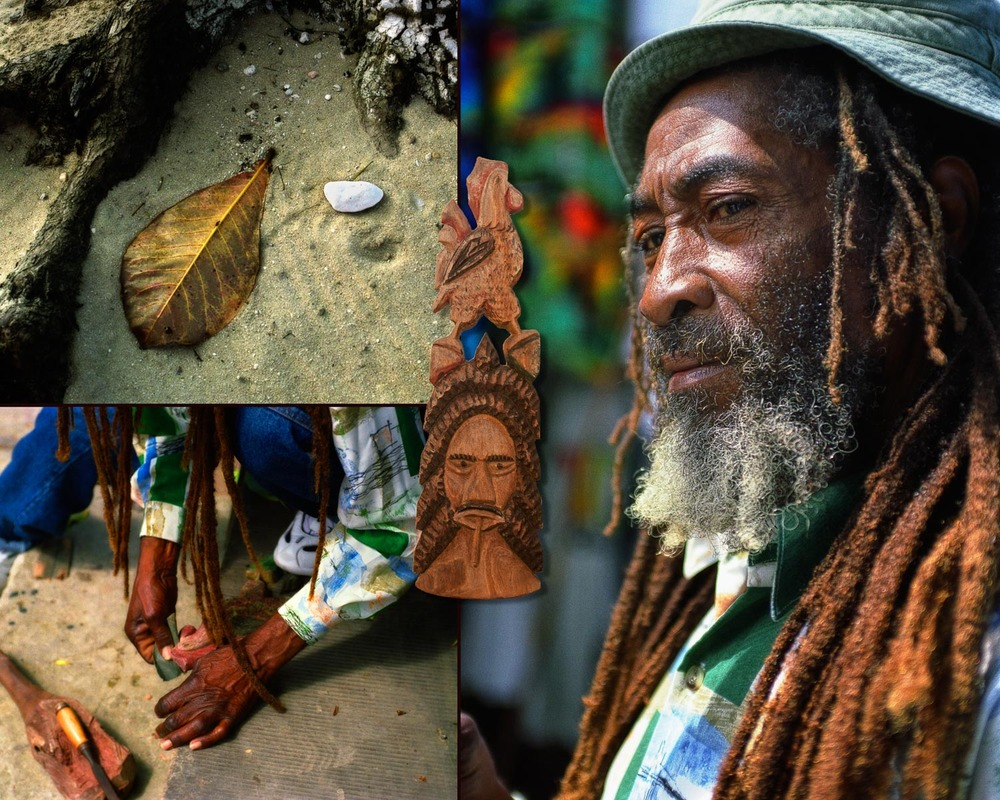Composite: Jamaican Artist