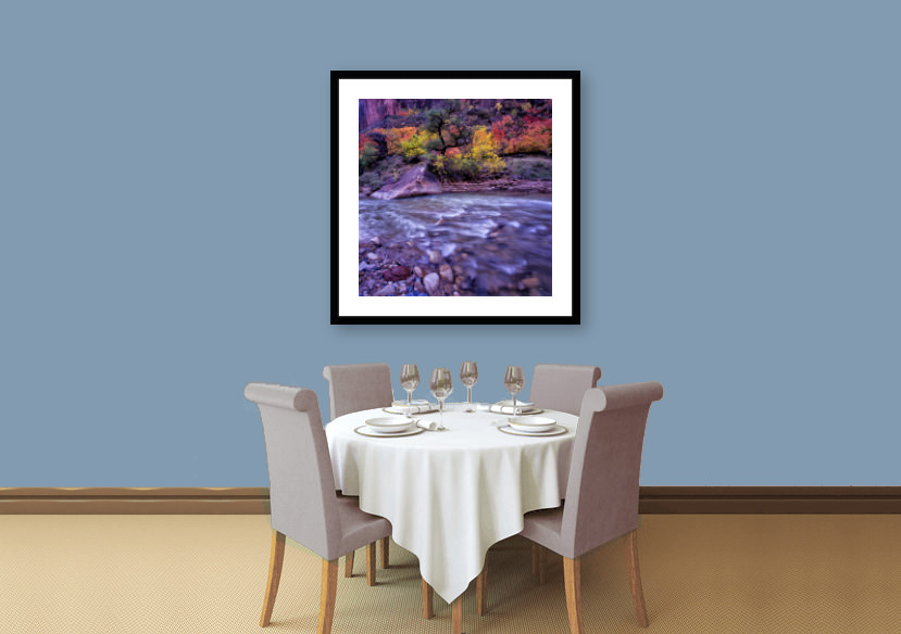 Want to learn more about Autumn in Zion prints? Click on the image to go to our online gallery.