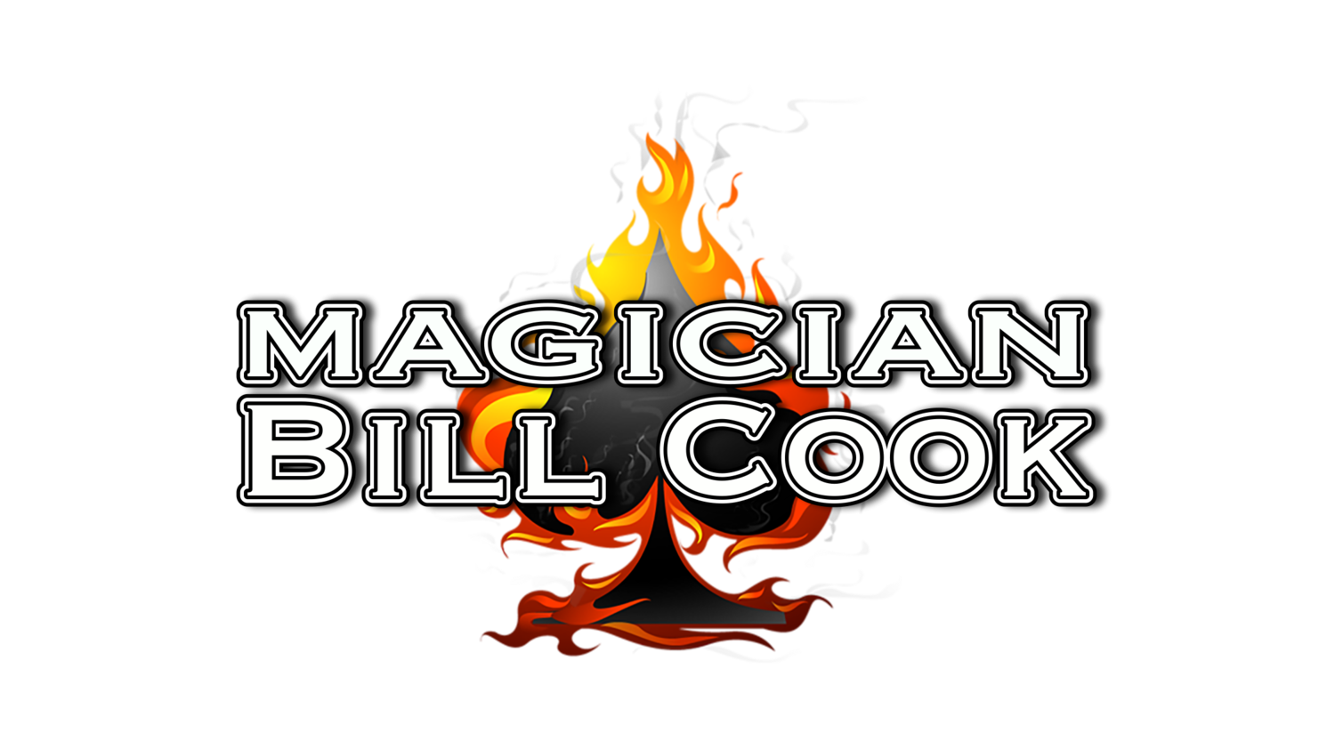 Magician Bill Cook