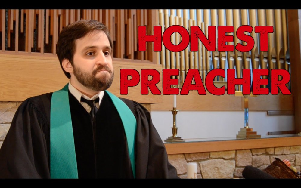 "Thumbnail from one of our more modest hits, ""Honest Preacher."""