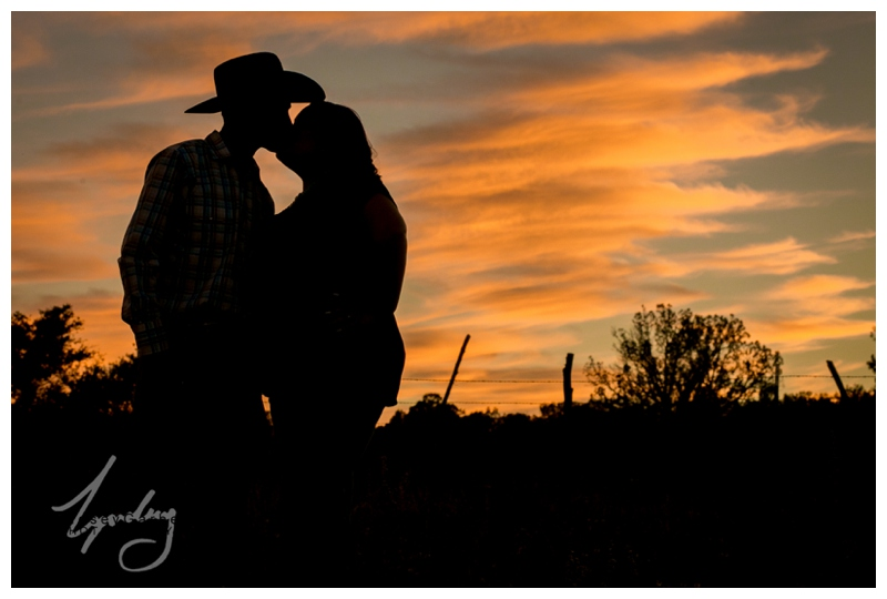 New Mexico Engagement Photography, Cowboy, Western, Magdalena