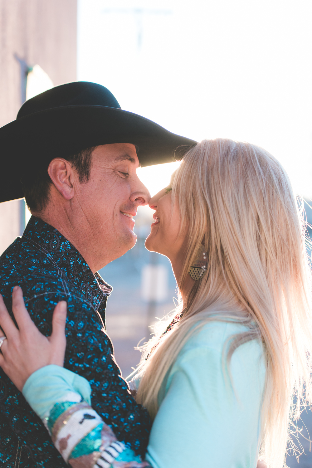 Las Cruces New Mexico Engagement Photography