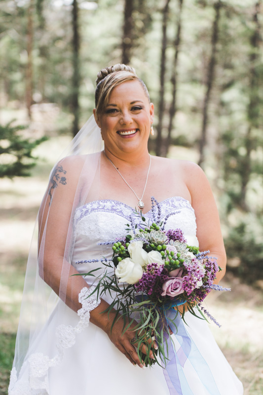 Ruidoso New Mexico Western Wedding Photography | Lyn & Eva