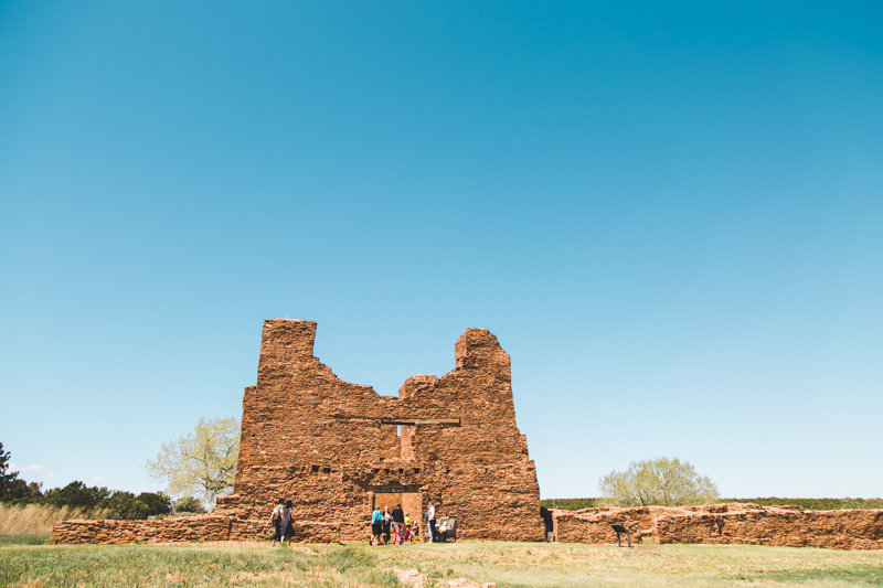 New Mexico, Western Wedding Photography, Quarai Mission Ruins, Old Gringo Boots, Salinas Pueblo Missions National Monument, Mountainair