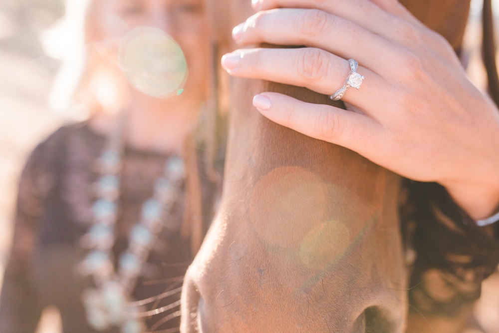 California Ranch Engagement Photography, Cowboy, Cowgirl, Western, Horses, Ringshot