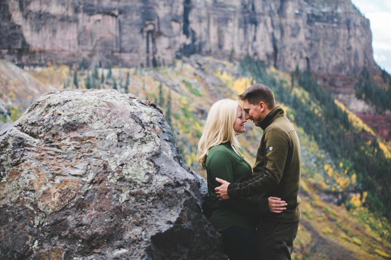 Telluride Colorado Engagement Photography
