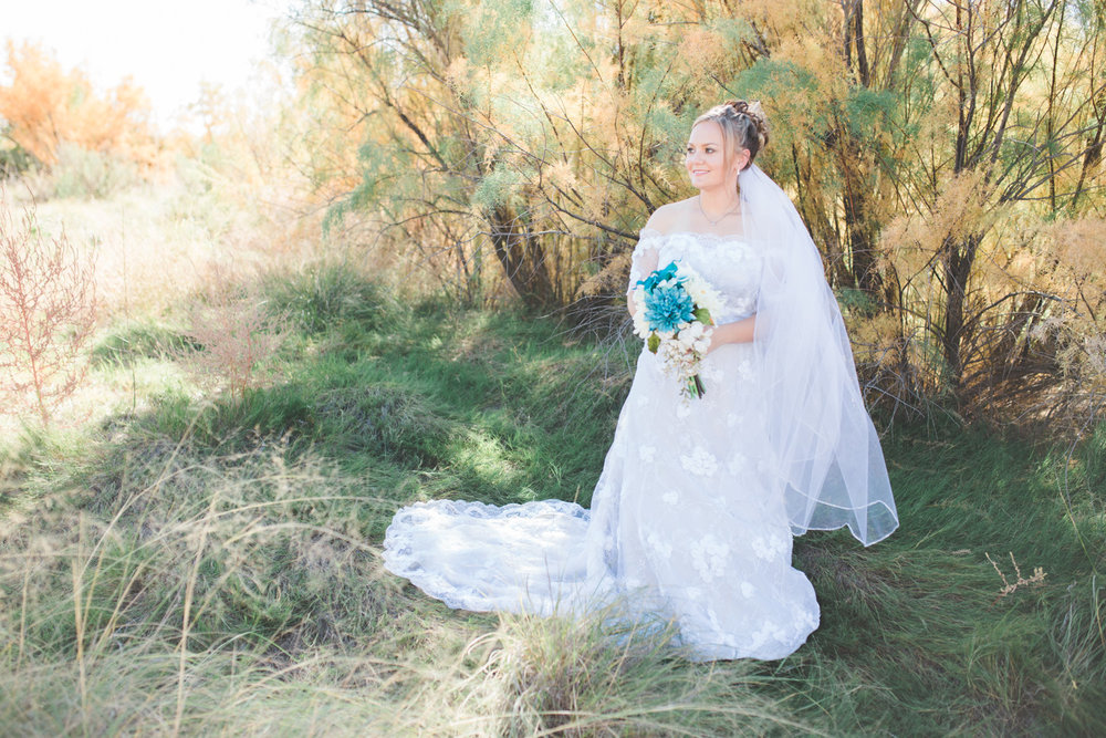 New Mexico Western Wedding Photography