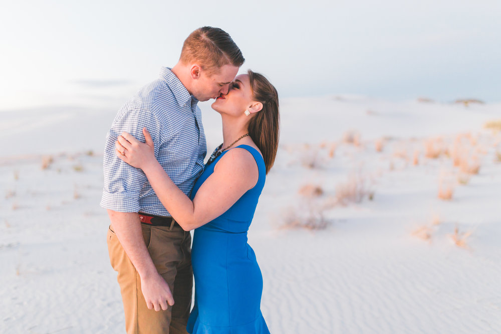 White Sands New Mexico Engagement Photography, Las Cruces, El Paso, Aguirre Springs