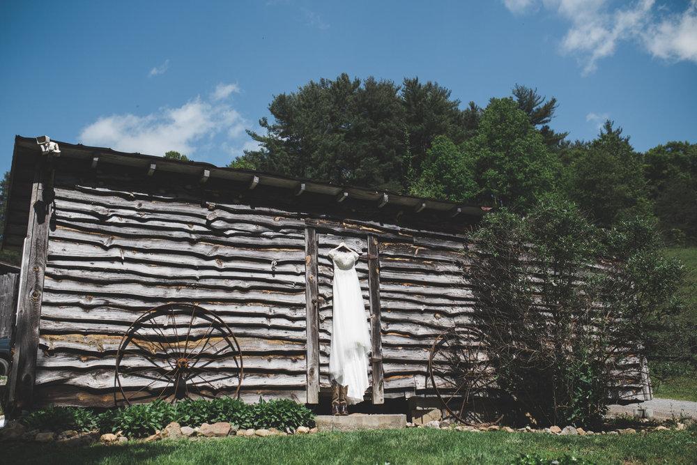 Virginia Farm Wedding Photography