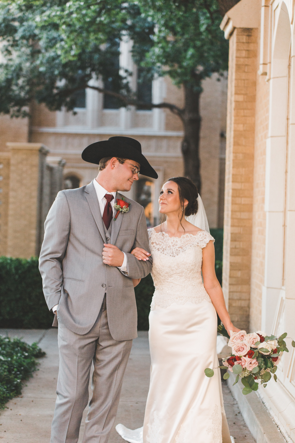 Lubbock Texas Wedding