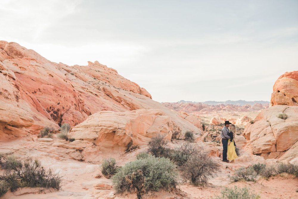 Nevada Valley of Fire Couple Session, Western, Desert, Cactus, Cowboy, Ranch, Horse