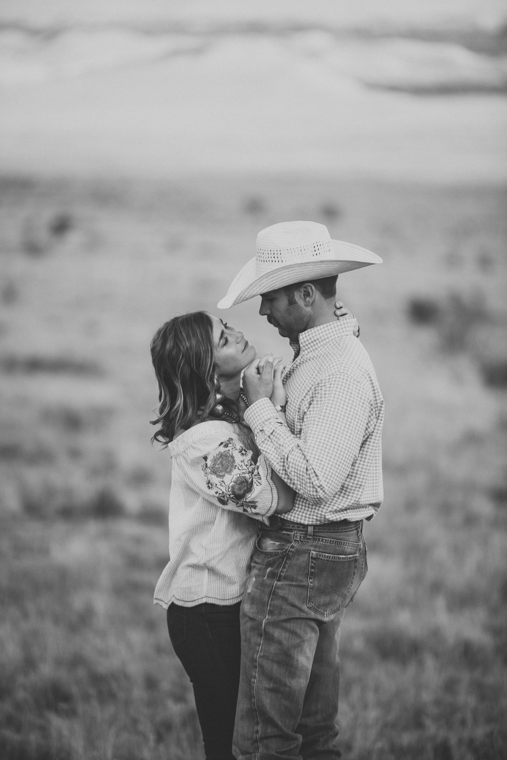 New Mexico Couple Session | Desert, Western, Couple, Southwest, Cowboy