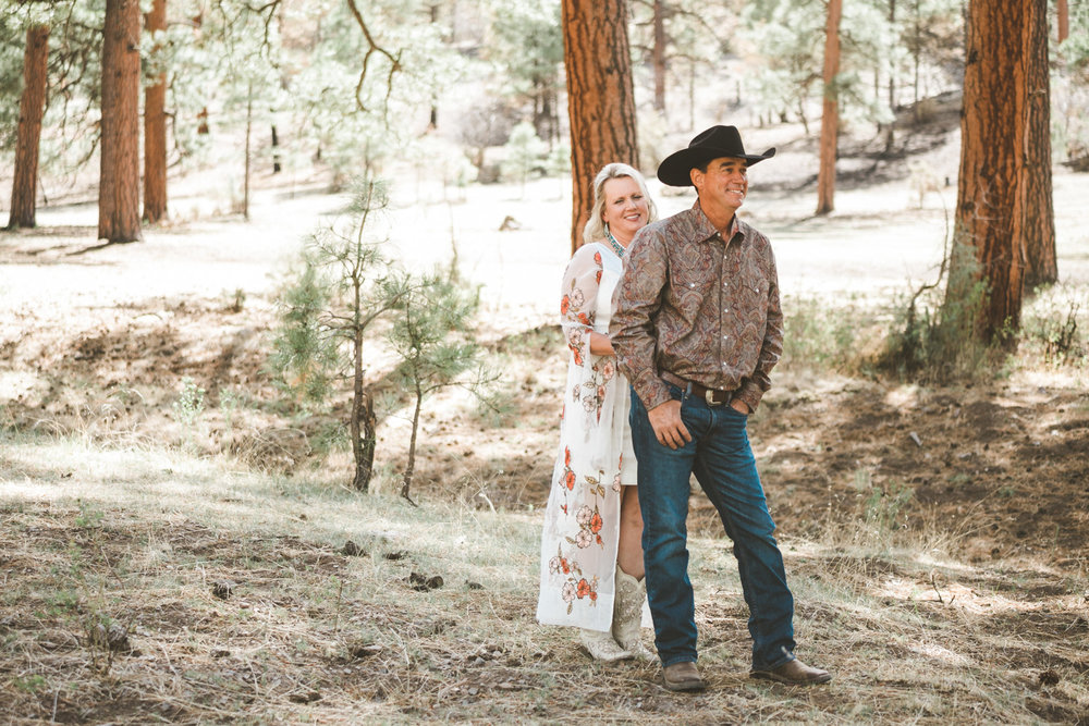 New Mexico Ranch Wedding | Rustic, Rural, Western, Mountain