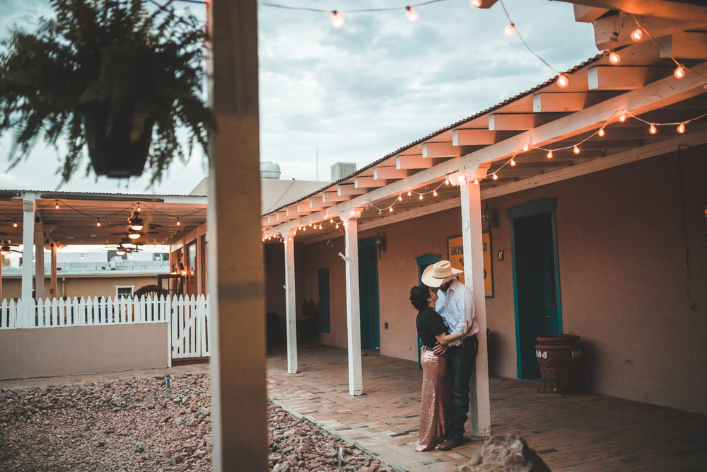 Las Cruces Engagement Photography   Old Mesilla, Old Town, Western, Cowboy, Ranch, Cactus, Adobe Walls, Southwest, Southwestern