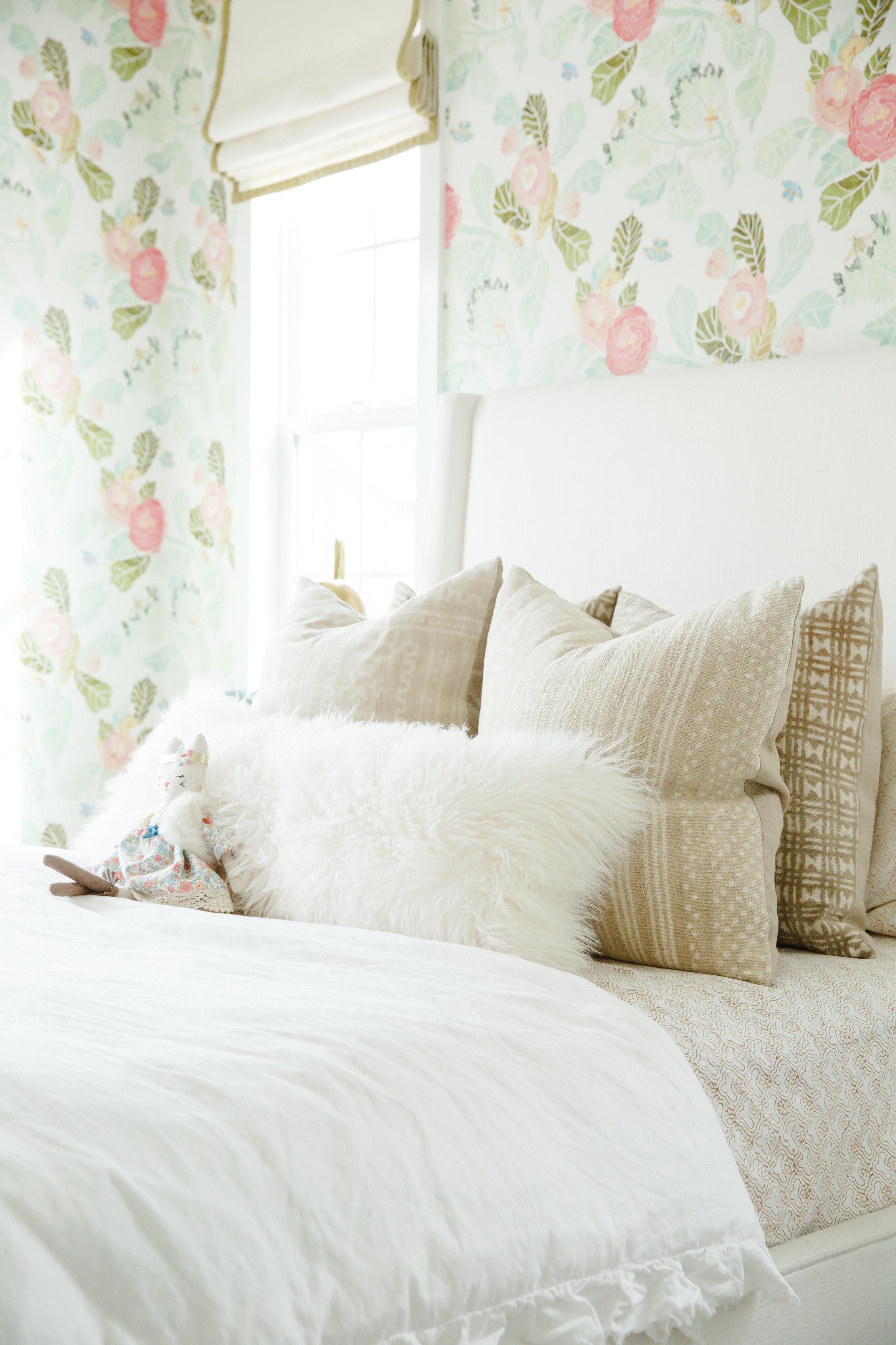 PRESLEY\'S BIG GIRL ROOM — Nicole Davis Interiors