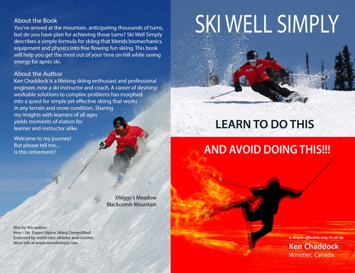 Highly Rated Skiing Technique Books Ski Well Simply