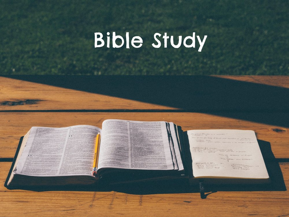Men's and Women's Bible Studies are every Thursday @ 7pm @ the Baptist Student Center at KSU Marietta.    Apologetics Bible Study happens on Wednesday nights @ 7 pm @ the Baptist Student Center