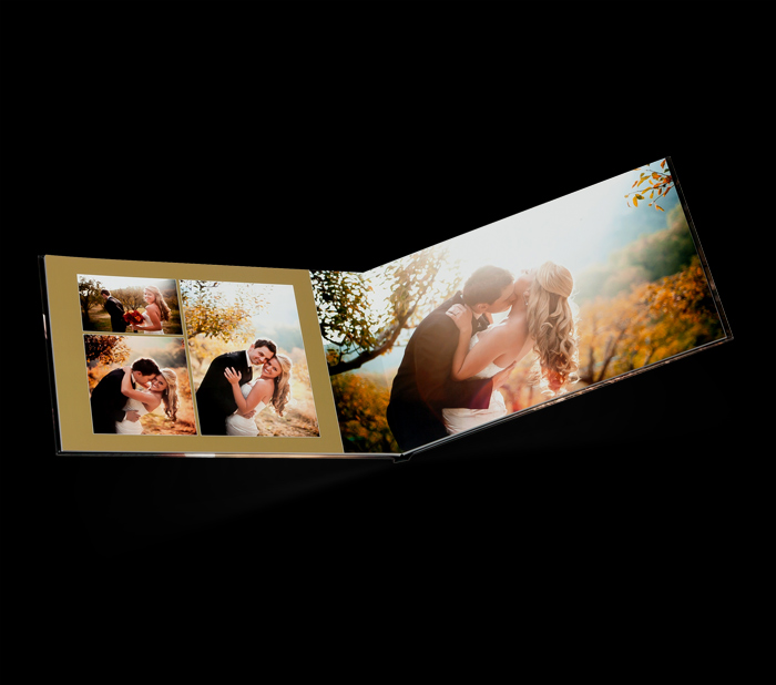 Our 10x10 Wedding Photo Book comes with 20 thin/flexible pages, professionally designed with lay flat binding. Simply choose your favorite images and we will do the rest.