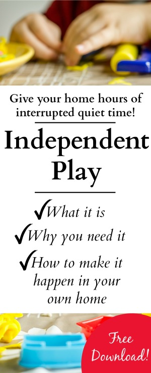 Give your home hours of interrupted quiet time!